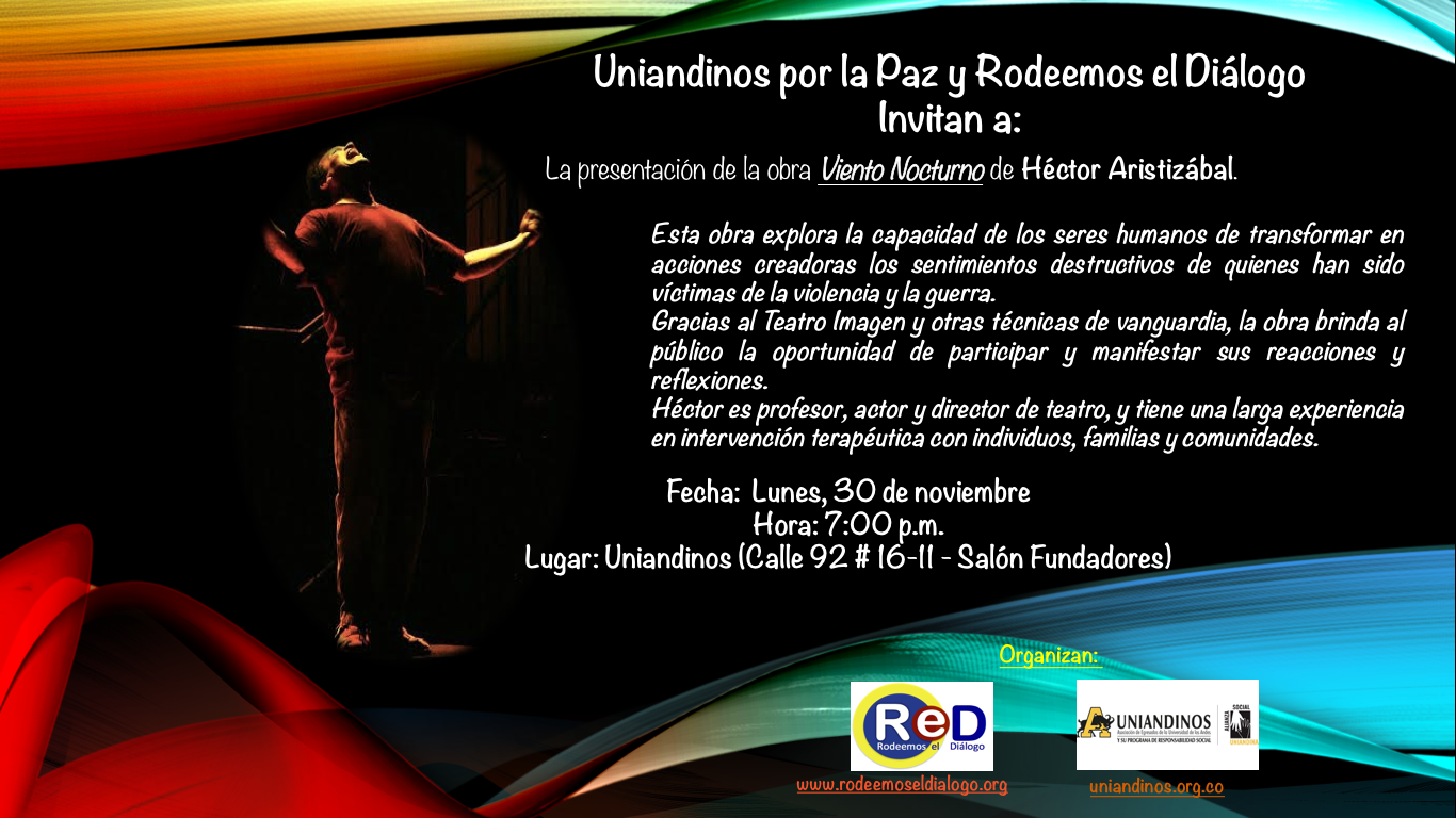 Invitación ReD y Uniandinos